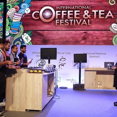 Dubai International Coffee & Tea Festival coming next week