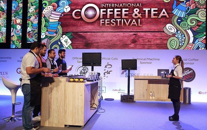 Dubai International Coffee & Tea Festival coming next week