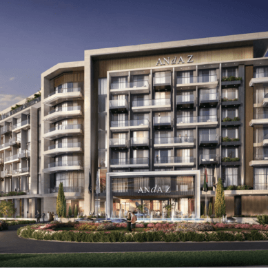 Hyatt announces plans for Andaz Dubai La Mer