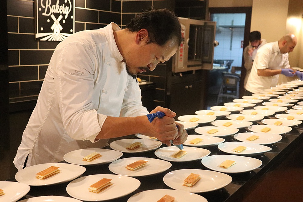 Michelin-star Chef Sang Hoon Degeimbre
