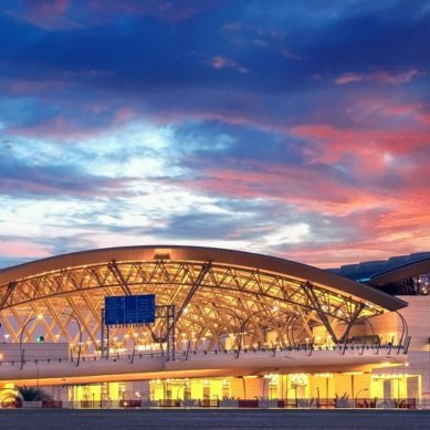 Muscat International Airport named world's Leading New Airport in 2018