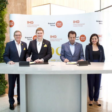 IHG debuts upscale brand voco ™ in the UAE