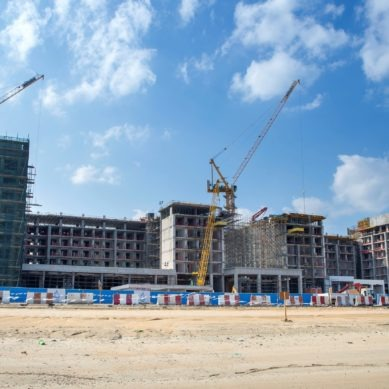 Nakheel's USD 182 million JV with RIU Hotels is underway