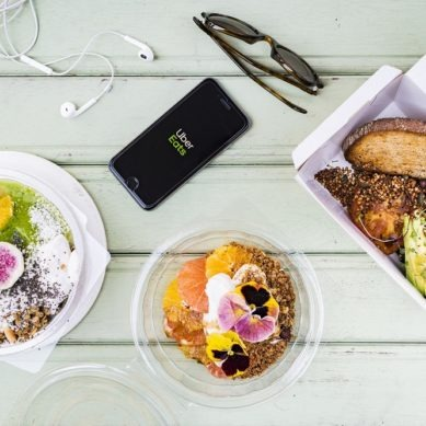 Uber Eats predictions: 2019 the year of vegan in the MENA