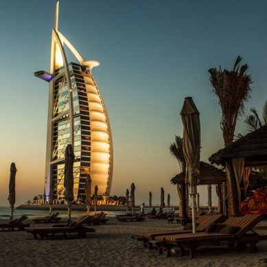 Burj Al Arab named Best Hotel in the World and Best Hotel in the Middle East