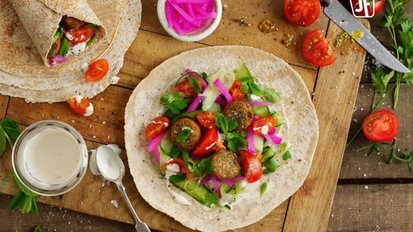 Just Falafel opens in India with plans for 100 more restaurants
