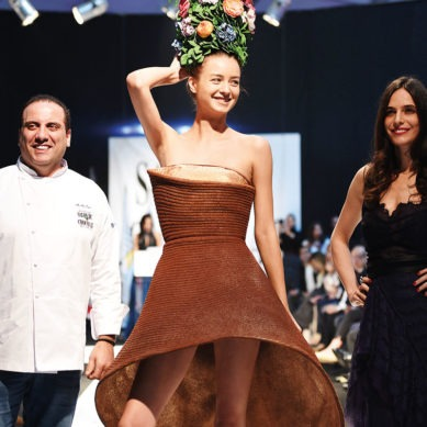 Salon du Chocolat Beirut 2018 thrills chocolate lovers
