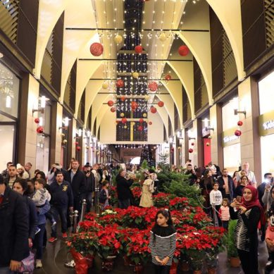 More tourists are shopping in Lebanon, positive growth is expected