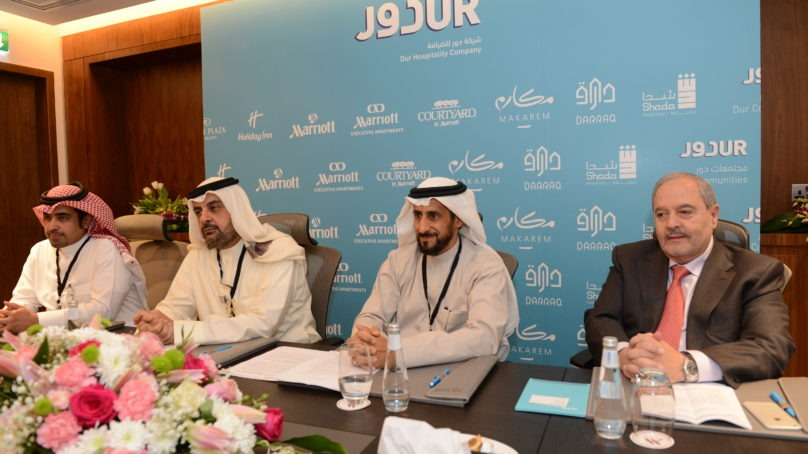 Dur Hospitality announces growth plans with 9 projects under development