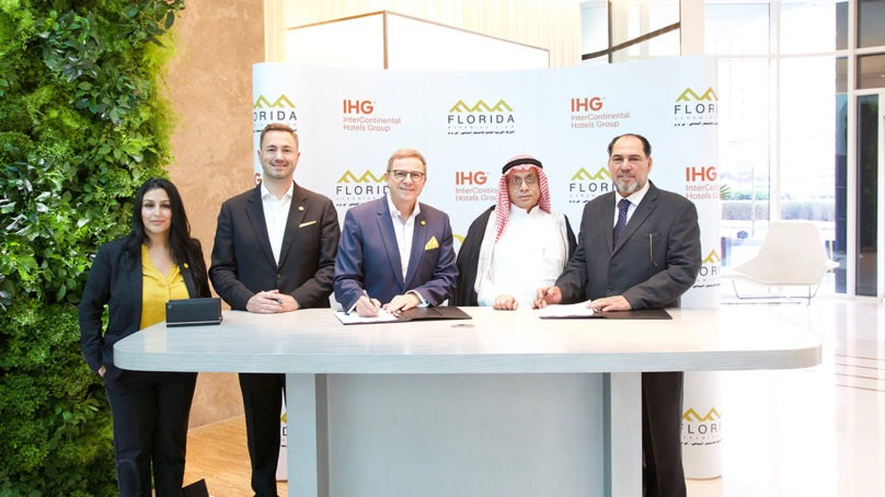 IHG to debut voco in Egypt