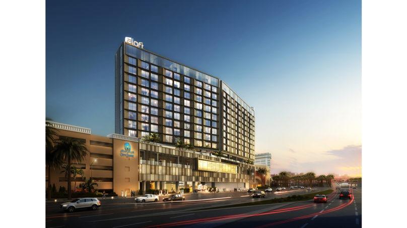 Marriott's milestone year for openings in the UAE
