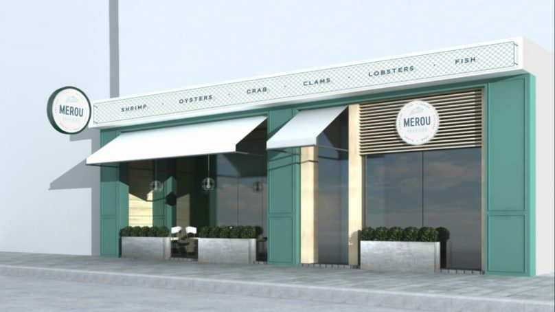 Merou Fish Market rebrands