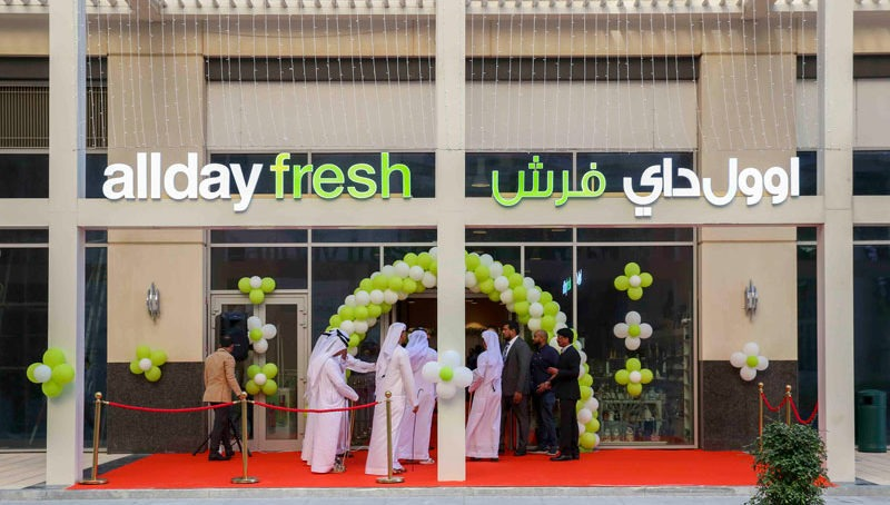 Premium allday fresh supermarket opens new branch