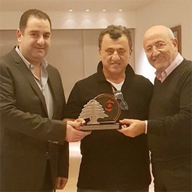 Honoring Maroush Group's Founder