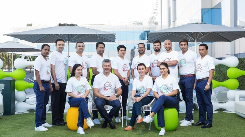 New management team for Studio M Arabian Plaza