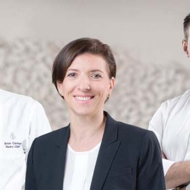 New executive team at Four Seasons Hotel Casablanca