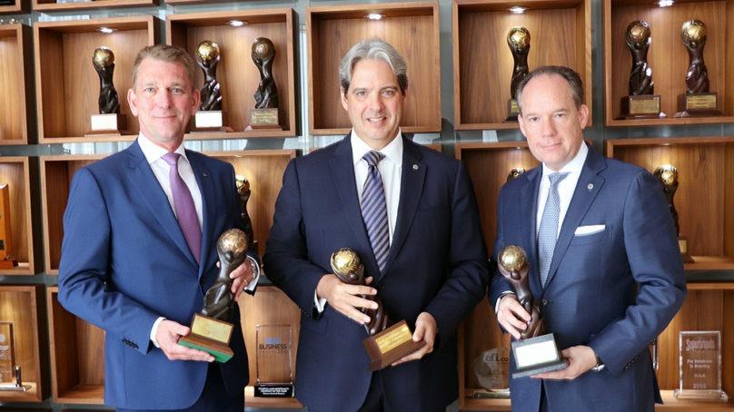 Rotana wins three awards at World Travel Awards Grand Final 2018