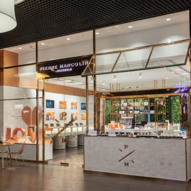 Maison Pierre Marcolini opens in Dubai