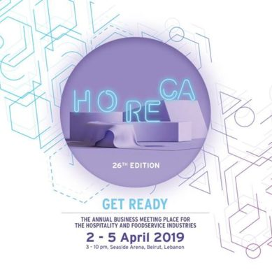 The 26th edition of HORECA Lebanon is coming back this April