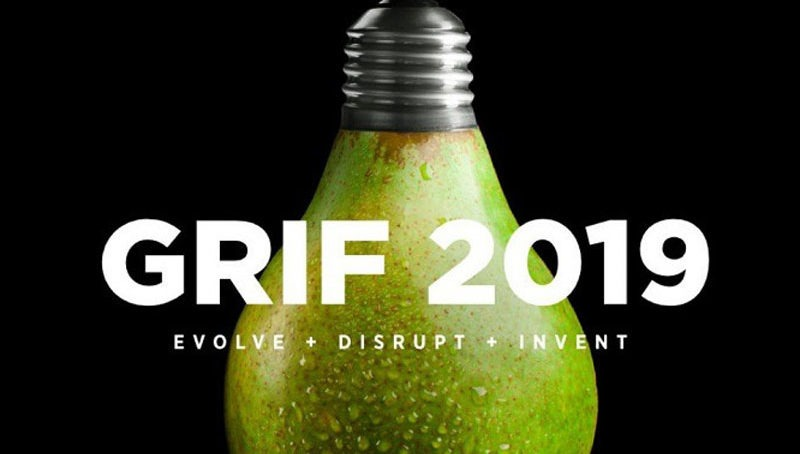 GRIF 2019 coming to Europe