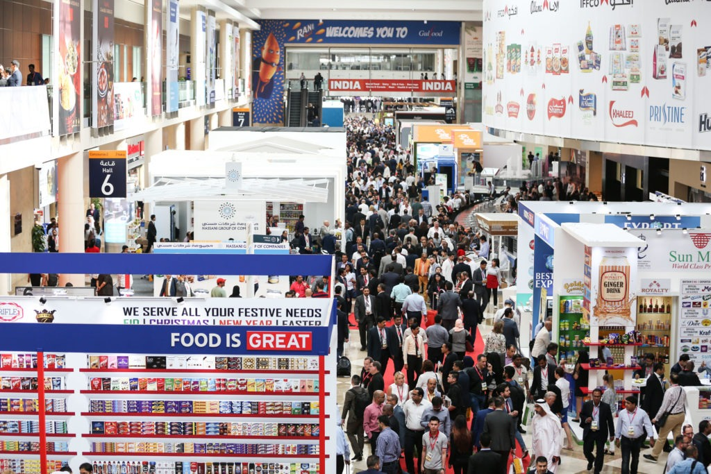 Gulfood, the world's largest annual F&B trade show coming