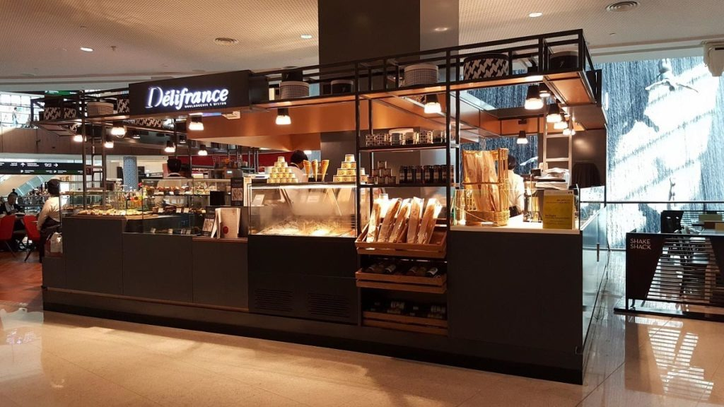 Delifrance wins 'Janus du Commerce' award 2018 for bakery-restaurant concept