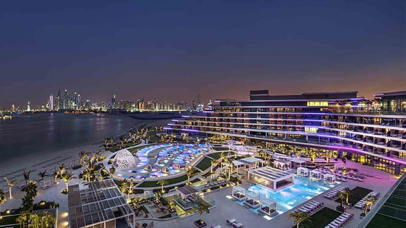 W Dubai – The Palm opens marking the debut of W in the Middle East
