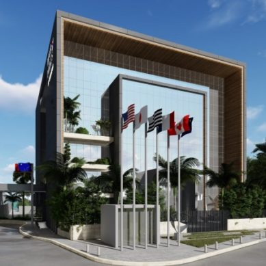 Four Points by Sheraton to become Liberia's 1st internationally-branded hotel