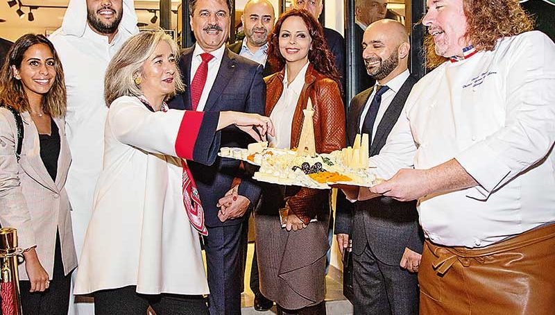 La Maison du Fromage, Kuwait's first cheese specialty store