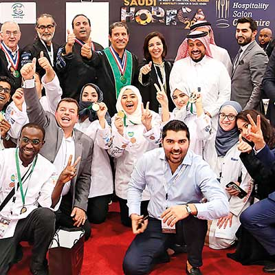 Saudi HORECA ends on a high note