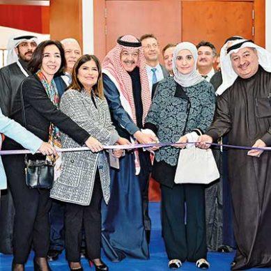 Celebrating success at Horeca Kuwait