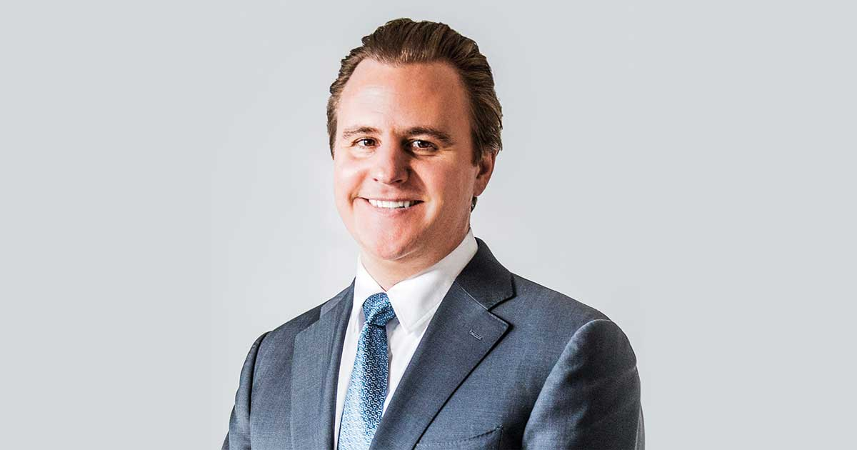 Philipp Henle, head of global development at Dorchester Collection