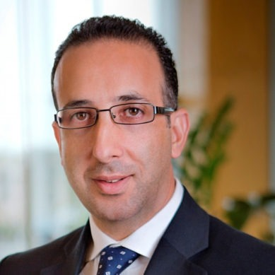 Chadi Nicolas is back to Khalidiya Palace Rayhaan by Rotana as its GM