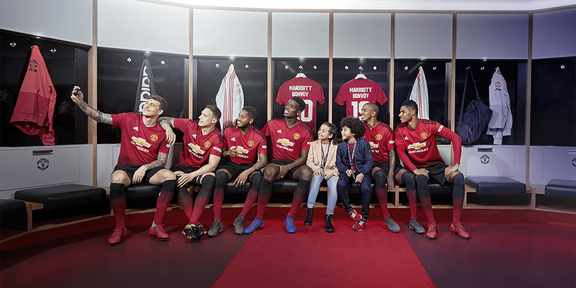 Manchester United And Marriott International S Global Partnership