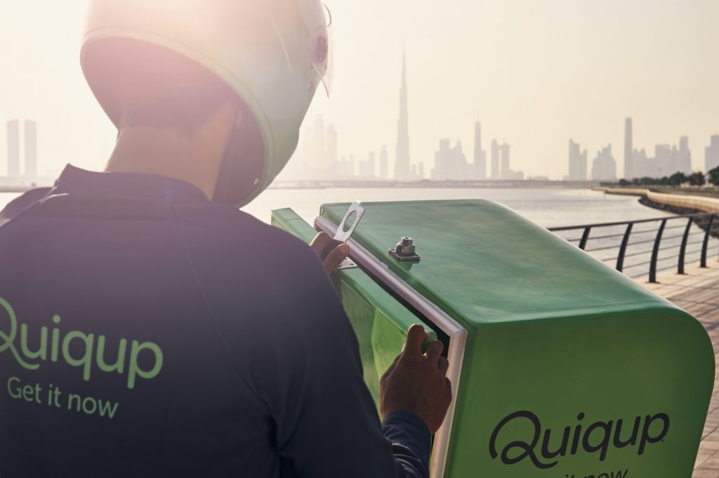 Quiqup announces £10 million strategic funding round