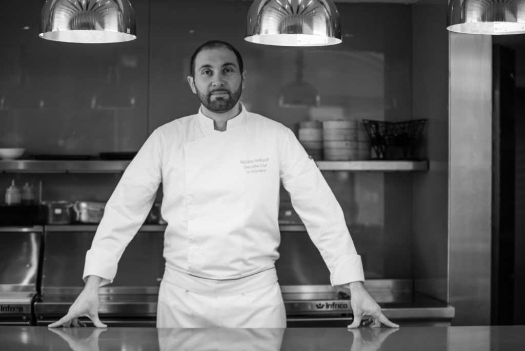 Le Gray, Beirut is delighted to announce the appointment of Nicolas Herbault as the new executive chef.