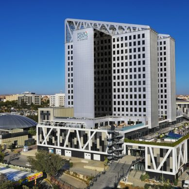 Marriott International opens Four Points by Sheraton Setif in Algeria