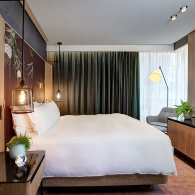 Hilton launched world's first 'Vegan Suite' offering a vegan-friendly bedding