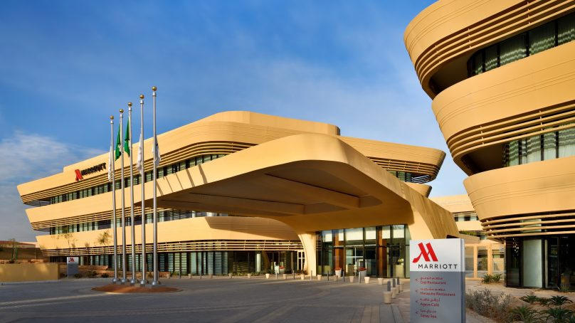 Marriott International and Dur Hospitality open Riyadh Marriott Hotel Diplomatic Quarter