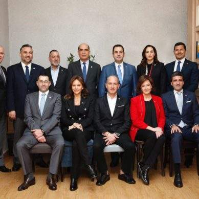 The new syndicate of RCNP Lebanon