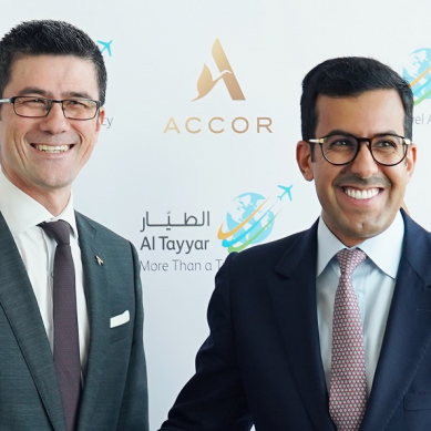 Accor partners with Saudi Arabia's Al Tayyar Travel Group