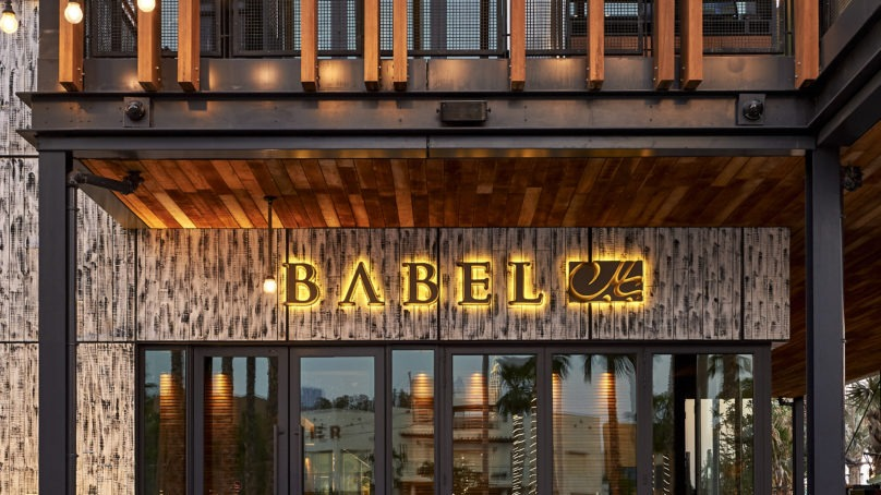 Babel awarded Time Out magazine's 'Best Lebanese Restaurant'