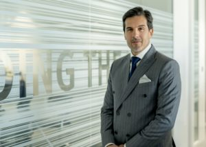 Filippo Sona, MD of Gglobal Hospitality division at Drees & Sommer