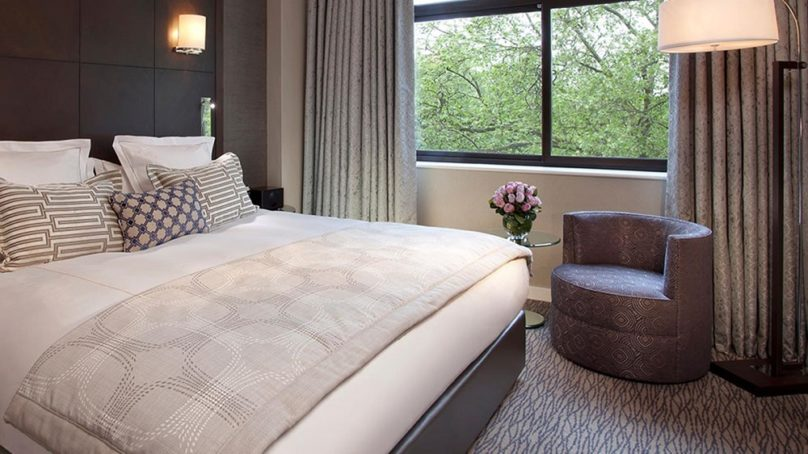 Jumeirah refurbishes its London flagship hotel, Jumeirah Carlton Tower