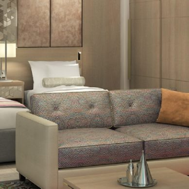 Mövenpick Hotel Tahlia Jeddah is now open
