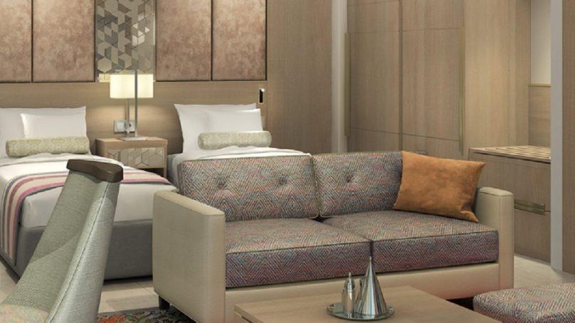 Mövenpick Hotel Tahlia Jeddah is now open