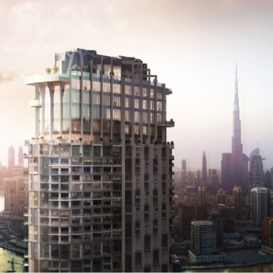 sbe to open first SLS Property in Dubai, SLS Dubai Hotel & Residences in Q3 2020