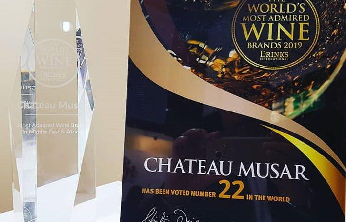 Château Musar scoops favorite Middle Eastern wine award