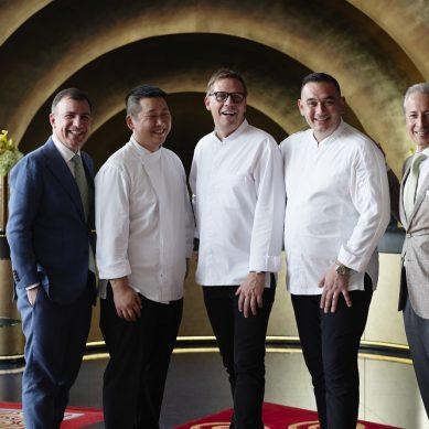 Three celebrity chefs join Burj Al Arab Jumeirah
