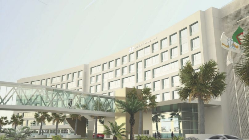 The first Hyatt-branded hotel in Algeria opens